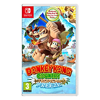 Đĩa Game Nintendo Switch Donkey Kong Country - Hàng nhập khẩu