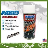 Xịt dưỡng sên xích xe máy Abr0 Chain Lube Green Networks Group ( 1 chai )