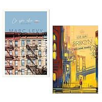 Combo 2 Cuốn Tiểu Thuyết Đặc Sắc: Cô Gái Như Em + Cô Gái Brooklyn (Tặng kèm Bookmark Happy Life)