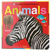 My Giant Fold-out Books Animals