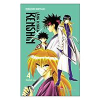 Lãng Khách Kenshin: Hai Kết Cục - Tập 4