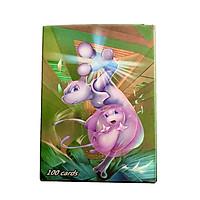Bộ Thẻ Bài Chơi Pokemon 100 Thẻ (32Gx,62Tagteam,6Trainer) Chơi Đối Kháng New Đẹp
