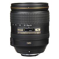 Lens Nikon 24-120mm F4G VR (Hàng Chính Hãng) - Tặng Tấm Da Cừu Lau Ống Kính