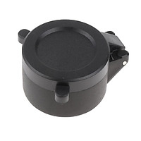 Telescope Eyepiece Cap 32.4mm Matte Spotting Scope Lens Cover for Binoculars