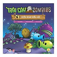 Trái Cây Đại Chiến Zombie (Tập 5) - Chiến Binh Kiểu Mới (Tái Bản)