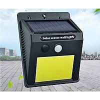 Đèn Cobled cảm biến tự động bât/tắt thông minh (Sử dụng NLMT an toàn, thân thiện với môi trường)- (Tặng ví thép đa năng 11in1)