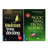 Combo Minh Triết Trong Đời Sống (Tái Bản) + Ngọc Sáng Trong Hoa Sen (Tái Bản 2015)