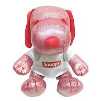 Gấu bông hồng Snoopy 40cm