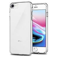 Ốp lưng dẻo silicon cho iPhone SE 2020 / iPhone 7 / iPhone 8 hiệu HOTCASE Ultra Thin (siêu mỏng 0.6mm, chống trầy, chống bụi) - Hàng nhập khẩu