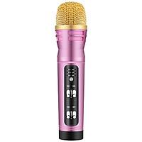 Mic C28 đẳng cấp live stream thu âm đa năng giả giọng đầy đủ phụ kiện tai phone