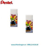 Combo 2 Tẩy Pochan Pentel ZEH-05PTP