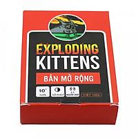 Combo Mèo Nổ Exploding Kittens 4 Bản Mở Rộng Boardgame