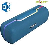 Loa Zealot S55 TWS Bluetooth 5.0, Âm Thanh Ấn Tượng 10W Với Đèn Màu Sắc Hỗn Hợp Âm Thanh Âm Chân Thực, Hàng Chính hãng