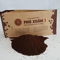 Cà phê phin - 1kg cà phê bột - Phú Xuân 1
