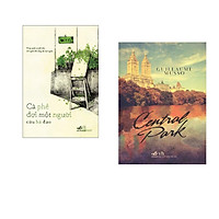 Combo 2 cuốn sách: Cà phê đợi một người   + Central Park