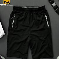 Quần short nam big size quần sọt nam thể thao quần đùi nam mặc nhà quần thun nam cotton 4 chiều co giãn cao cấp ShopN6 - TSB2