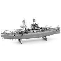 Mô Hình Lắp Ghép 3D Kim Loại Tự Ráp Thiết Giáp Hạm USS Arizona BB-39 Hải Quân Mỹ - Chưa Lắp