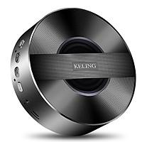 Loa Di Động Bluetooth Speaker KELING A5 - Đen - Hàng Chính Hãng
