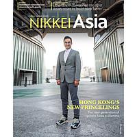 Nikkei Asian Review: Nikkei Asia - HONG KONG'S NEW PRINCELINGS - 49.20, tạp chí kinh tế nước ngoài, nhập khẩu từ Singapore