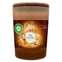 Ly nến thơm tinh dầu Air Wick Mum's Baking 185g PTT04252 - bánh vani nướng
