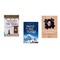 Combo 3 cuốn sách:  Huyền Thuật Và Các Đạo Sĩ Tây Tạng + Trở Về Từ Xứ Tuyết + Bảy quy luật tinh thần của thành công (Tái Bản)
