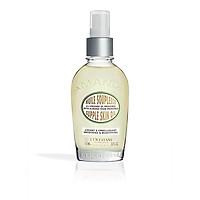 Tinh dầu hạnh nhân chống rạn - L'occitane Almond Supple Skin Oil 100ml