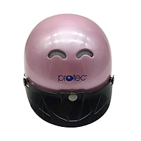 Mũ bảo hiểm trẻ em 1/2 đầu Protec Kitty Hồng họa tiết công chúa