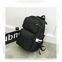 Balo nam nữ Unisex thời trang Hàn Quốc ulzzang đi học laptop du lịch đa năng nhiều ngăn