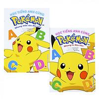 Học tiếng Anh cùng Pokémon (Bộ 2 cuốn)