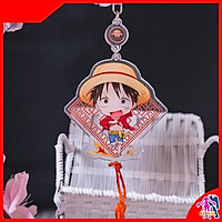 Móc Khóa Anime Luffy - One Piece