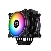 Quạt Tản Nhiệt CPU Xigmatek WINDPOWER PRO - TDP 200W - ARGB ( 2 FAN AT120, TOP COVER ) - Hàng Chính Hãng