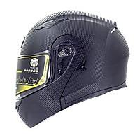 Mũ Bảo Hiểm Fullface Royal M179 Tem Carbon - Hàng Chính Hãng