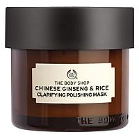 Mặt Nạ The Body Shop Chinese Ginseng & Rice Clarifying Polishing (75ml)