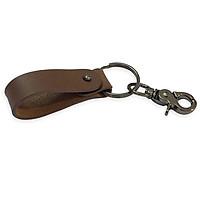Móc khóa da thật - Genuine leather keyring - LKR-313