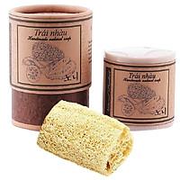 Xà phòng nhàu tặng xơ mướp - Noni Handmade Soap