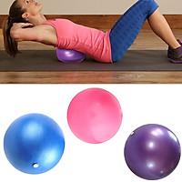 3 Cái Bóng tập Yoga Không Trượt Chất Liệu PVC 25cm Yoga Ball Non-Slip