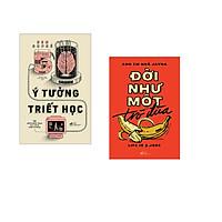 Combo 2 cuốn sách: 50 ý tưởng triết học  + Đời như một trò đùa