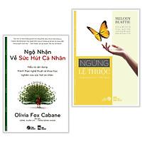 Combo Sách Kỹ Năng Sống Hay: Ngộ Nhận Về Sức Hút Cá Nhân + Ngừng Lệ Thuộc - (Tặng Kèm Postcard Greenlife)