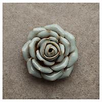 Đốt trầm hoa gốm nhỏ xinh xắn dễ thương DDT30
