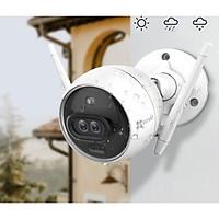 Camera IP Wifi Ngoài Trời Ezviz C3X Bản Mắt Kép Có Màu Ban Đêm Full HD 1080P - Hàng Chính Hãng