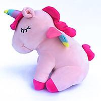 Thú bông ngựa pony xinh xắn, mềm mịn cao 36cm