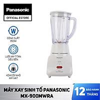 Máy xay sinh tố Panasonic MX-900MWRA - Hàng Chính Hãng
