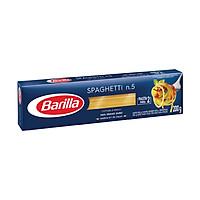 [Giao Nhanh HCM] MỲ BARILLA SỢI HÌNH ỐNG CÁC CỠ SPAGHETTI 200G - HÀNG NHẬP KHẨU