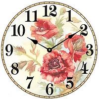 Đồng hồ treo tường phong cách cổ MS 32