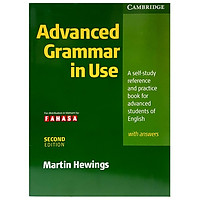 Advanced Grammar In Use 2nd Reprint Edition
