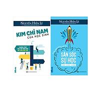 Bộ Sách Dành Cho Cha Mẹ Khi Con Chúng Ta Đi Học ( Bộ sách cha mẹ khéo + tặng kèm bookmark TH )