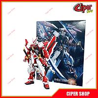 Mô hình Gundam Astray Red Frame MG 1/100 - Kit Lắp ráp