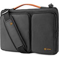 """Túi đeo chống sốc dành cho MacBook 15"""" TOMTOC (USA) 360° Shoulder Bags - A42-E02 - Hàng chính hãng"""
