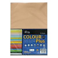 Giấy Bìa Màu 36554 - Màu Cam