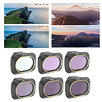Replacement High Quality CPL/ND Lens Filters Set Fit for DJI Mavic Mini Mini 2 Drone Camera Accessories